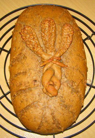 0645. celožitný chléb alá Moskva od Svetluska78 - recept pro domácí pekárnu