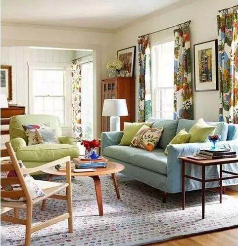 Colorful Room Decoration Idea