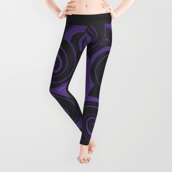 Nova Twirl #Leggings by Helle Gade - $39.00 #Soceity6 #fashion