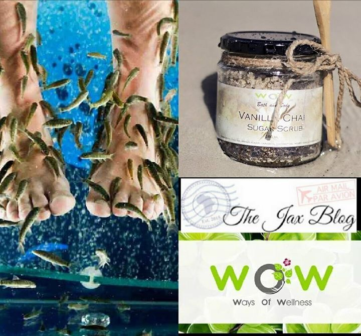 Congratulations to @lynnie187 for winning the Dr Fish Pedicure from Ways of Wellness Organic Beauty Spa  value R550!!!