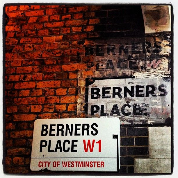#Berners place #london so good #westminster council named it 3 times! #kookylondon App here> https://itunes.apple.com/gb/app/kooky-london/id625209296?mt=8 #W1 #Newman street #oxfordstreet #centrallondon #England #greatbritain #britain #british #quirky #kooky #ig_london #igerslondon #igers #uk #photo #photography #photoftheday