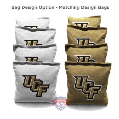 8 University Of Central Florida Cornhole Bags
