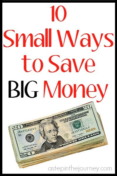 Love these PRACTICAL ways to easily save a little extra money this year! Any one can do it!