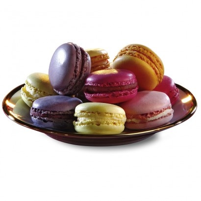 macarons... i would so like to learn how to make them myself!