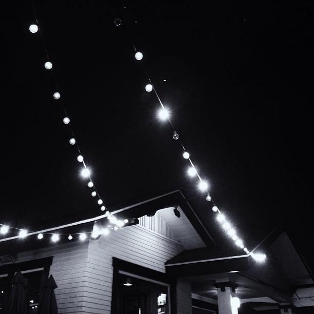 deck/outdoor lights
