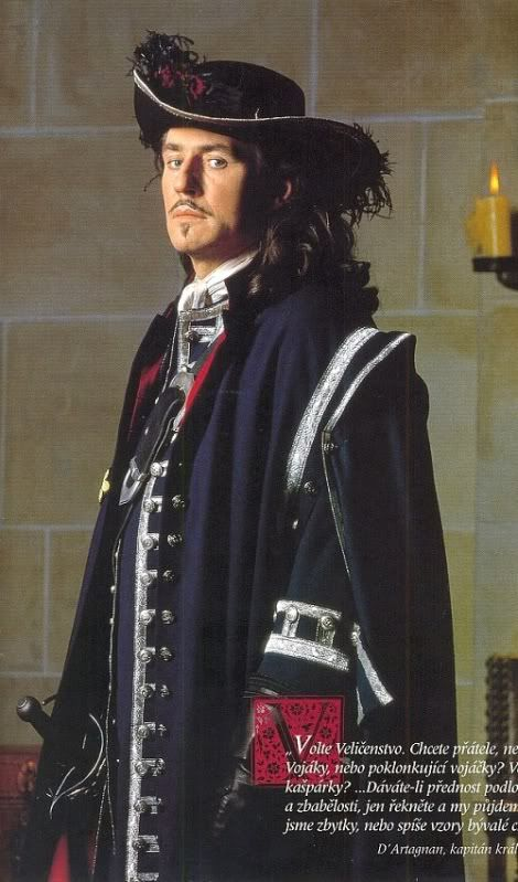 Other Movies/Shows Costume Appreciation Thread - PIC HEAVY Man in the Iron Mask. Costumes by James Acheson.