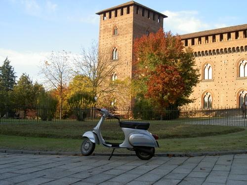 Travel: Pavia, Italy