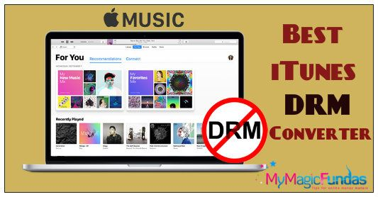 Want the best DRM removal software for iTunes music?