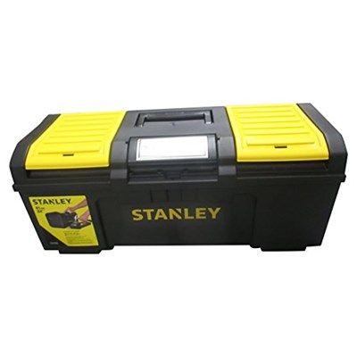 Chollo en Amazon España: Caja de herramientas Stanley 1-79-218 por solo 19,95€ (un 31% de descuento sobre el precio de venta recomendado y precio mínimo histórico)