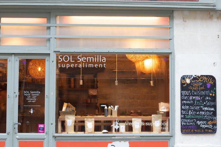 restaurant végéralien à tester lors d'une virée à Paris : Sol Semilla (Paris - 10ème)