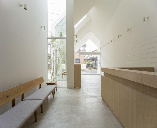 Asahicho Clinic,© Tetsu Hiraga