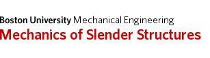 Mechanics of Materials: Bending – Shear Stress »  Mechanics of Slender Structures  | Boston University