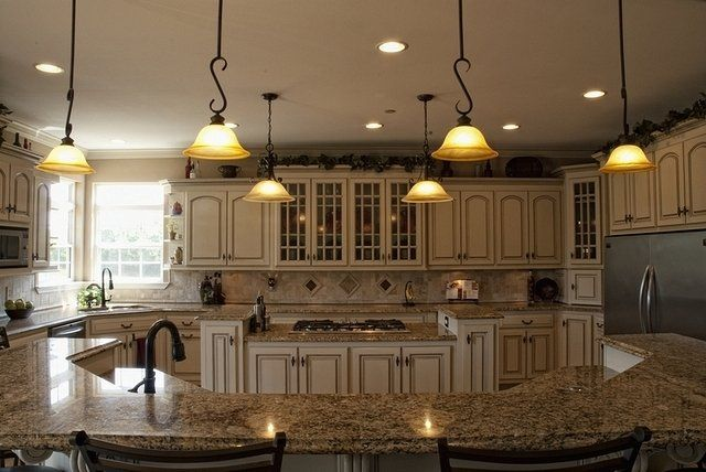 25 best ideas about custom kitchens on pinterest for Americas best home place
