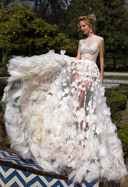 1204 best Brautkleider EXKLUSIV images on Pinterest   Bridal ...