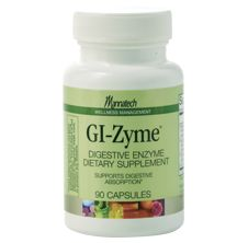 This one is super great for those who have digestive difficulties of any sort. It's like super healthy pepto bismal. GI-Zyme® - Specially formulated to help you maintain normal, healthy digestion.
