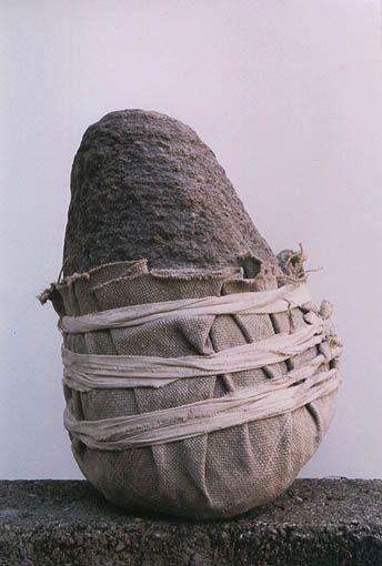 Mikael Hansen. Danish artist. granit21