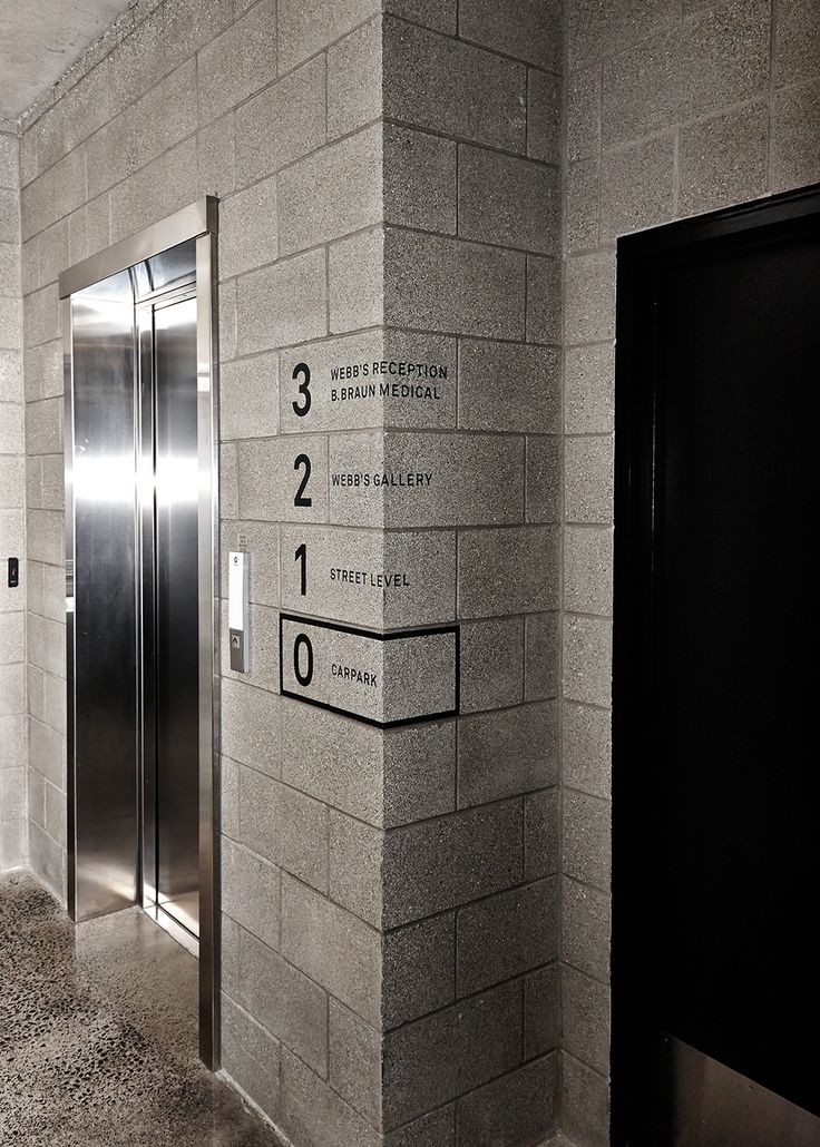 Webb's Wayfinding on Behance