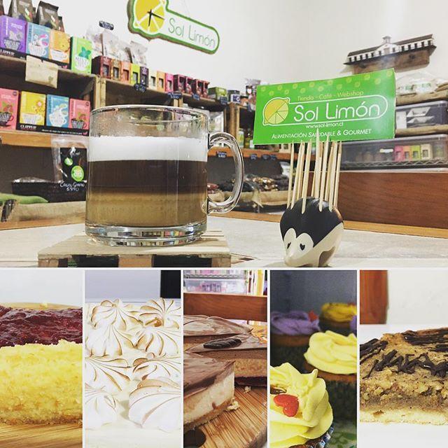 Dias con pocos grados de temperatura?? Combátelos con dulzura en nuestra Tienda - Café #SolLimon, con un delicioso #café y mejor si…