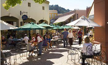 Town Center Corte Madera, shops, shopping, outdoor malls, marin county shopping, marin county dining, marin county, corte madera california