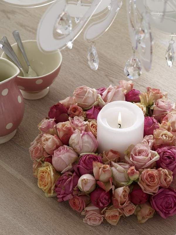 Rosenkranz zum Selbermachen