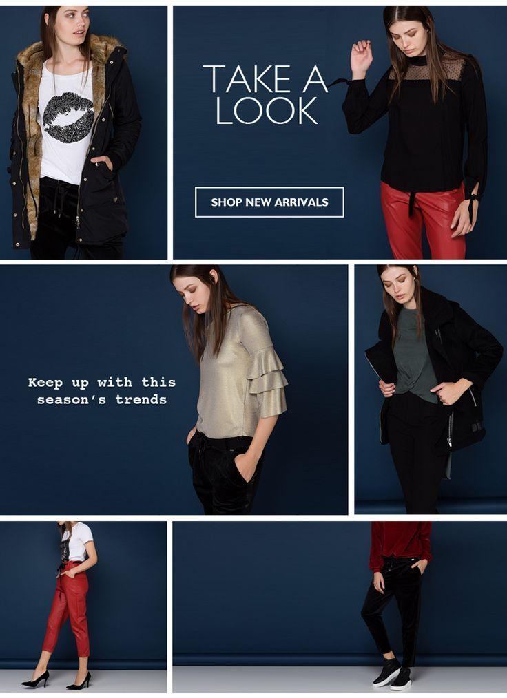 BSB Fashion Newsletter FW16-17  Take a look! www.bsbfashion.com