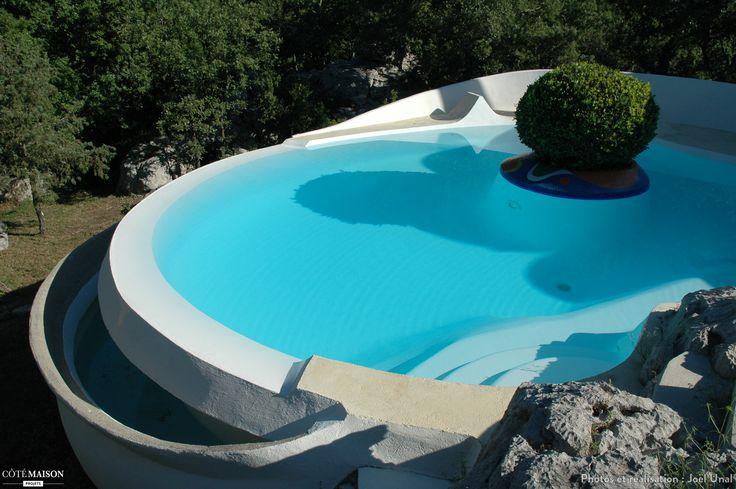 249 best autour de la piscine images on pinterest. Black Bedroom Furniture Sets. Home Design Ideas