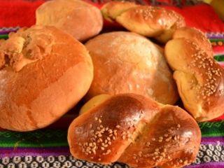 Pan de Yema.. Portal de recetas de comidas