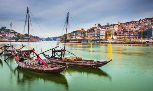 Lass dich von der portugiesischen Stadt Porto verzaubern und nächtige im zentralen 4-Sterne Hotel - 3 oder 5 Tage ab 129 € | Urlaubsheld