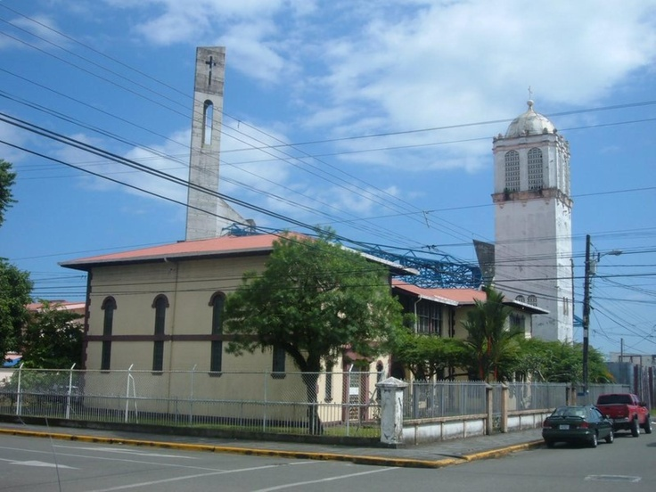 Roman catholic church and cathedral puerto limon costa rica church groups pinterest puerto - Puerto limon costa rica ...