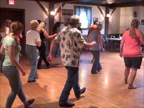 American Kids Line Dance, taught at Stone Country, Bartonville, IL. Also taught at Silver Spur, East Moline, IL.