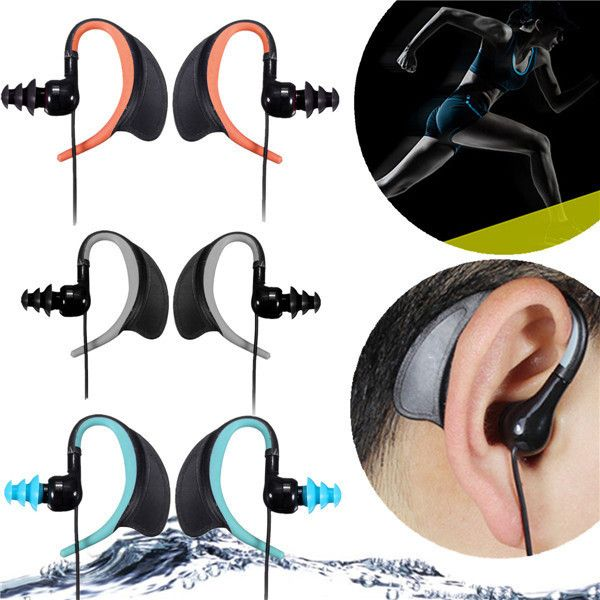 3.5mm Audio Jack Ipx8 Waterproof Sport Headset Earphone For Iphone 6 Samsung Lg Htc. 3.5mm Audio Jack IPX8 Waterproof Sport Headset Earphone For iPhone 6 Samsung LG HTC    Features:  IPX8 Waterproof Earphones Clear Voice, noise reduction Comfortable fit in your ears Suitable for swimming & water sports, even in the shower! Long earbuds help keep earphones in place during active water sports. For any mp3, mp4 player, Phones, ipods, iphones etc, which with 3.5mm audio jacks. Length…