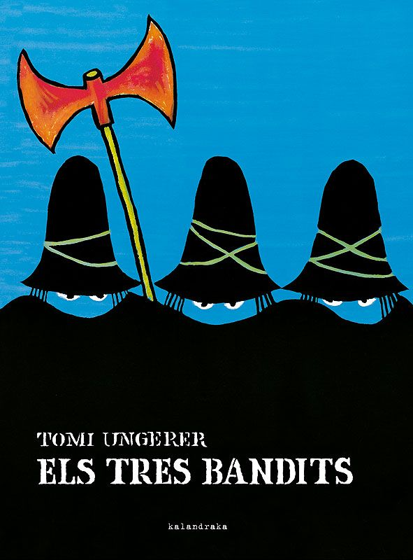Els tres bandits #lectura #llibres