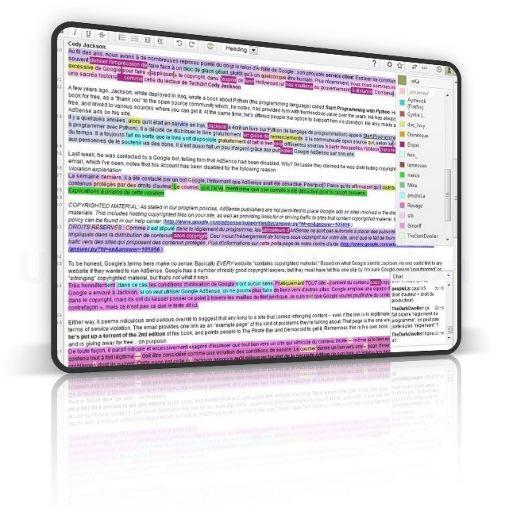 Framapad  : réaliser des comptes-rendus ou prises de notes en mode collaboratif in live grâce à cet outil en ligne