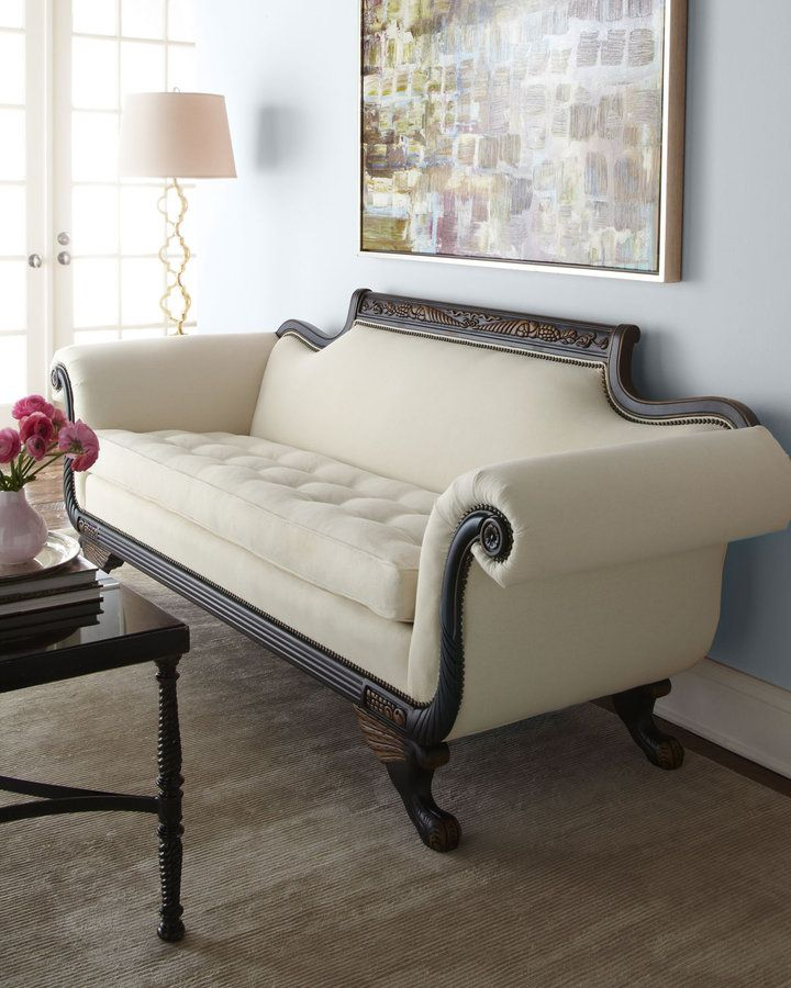 Antique Sofa Duncan Phyfe: 1000+ Images About Sofa Upholstery Ideas On Pinterest