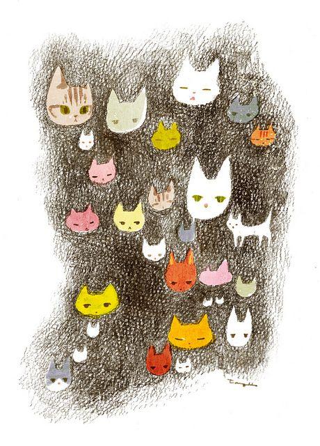 Yoko Tanji illustration