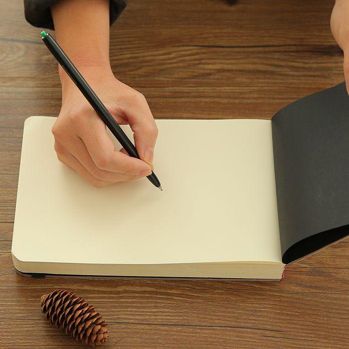 Канцелярские дерево A5 ноутбук этюдник пустой блокнот бумага акварель школьные принадлежности dokibook купить на AliExpress