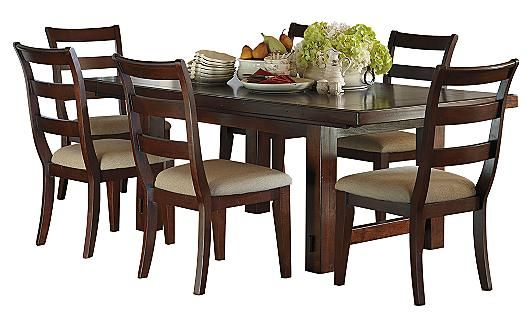 Hindell Park Extension Dining Table Ashley Furn