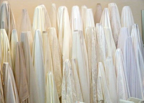 Unique Glossary Everything You Need To Know About Wedding Gown Fabrics