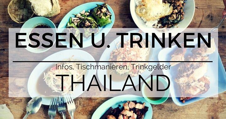 Die Thai-Küche ist eine der beten überhaupt. Alles was du über Tischmanieren, Trinkgelder und die Gerichte wissen musst, erfärhst du hier:  http://flashpacking4life.de/thailaendische-kueche-infos-tischmanieren-trinkgeld-guide/