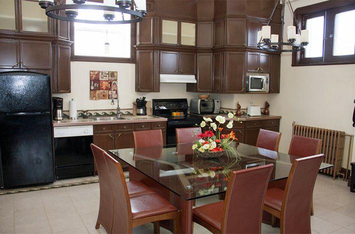 Appart Hôtel Trois-Rivières : Des appartements prêts à vous accueillir avec toutes les commodités de votre foyer.