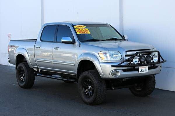 2005 Toyota Tundra Double Cab SR5 4WD (916)488-5277