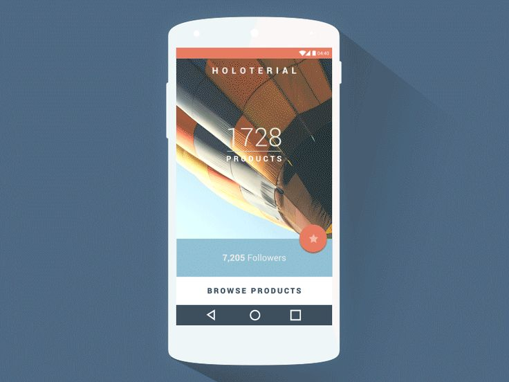 Un point sur le Material Design
