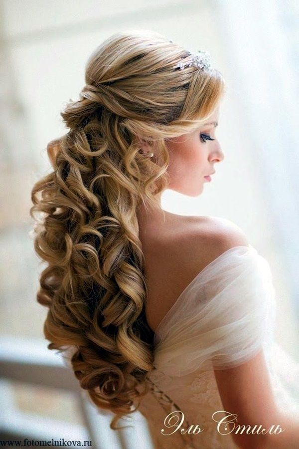 40 Perfect Wedding Hairstyles For 2016 Pinterest Bridal Hair And
