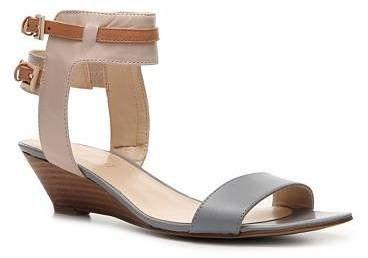 Pin for Later: 50 paires de sandales à moins de 50 € ! Sandales à lanière Nine West Nine West Hayward Wedge Sandal ($50)