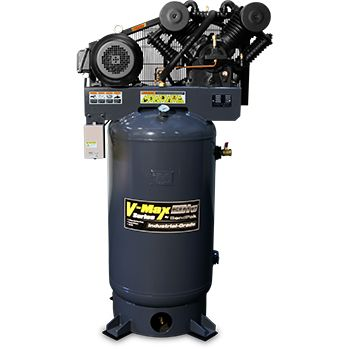 Bendpak Vmx-7580V-601 7.5 Hp 80 Gallon V-Max Elite Air Compressor