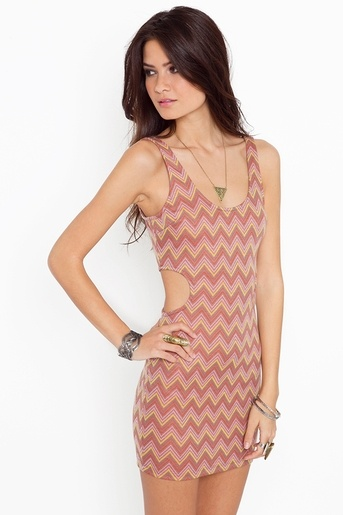qtqtqtCutout Dresses, Roma Dresses, Cute Dresses, Summer Style, Everyday Style, Chevron Cutout, Nastygal Com, Cut Out, Nasty Gal