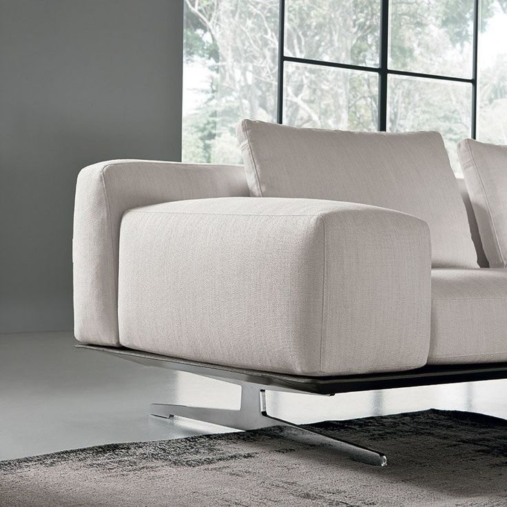 Max Divani Sectional Soft Levi  New from Max Divani. Hand crafted in Italy.  #contemporary #modern #italian #furniture