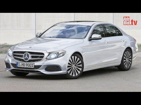 Insider - die neue Mercedes E-Klasse (2016) - YouTube