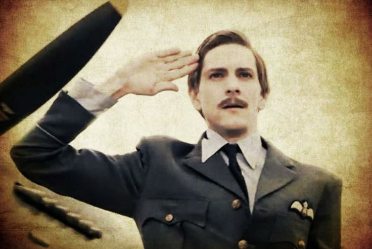 RAF Pilots Song Mathew Baynton