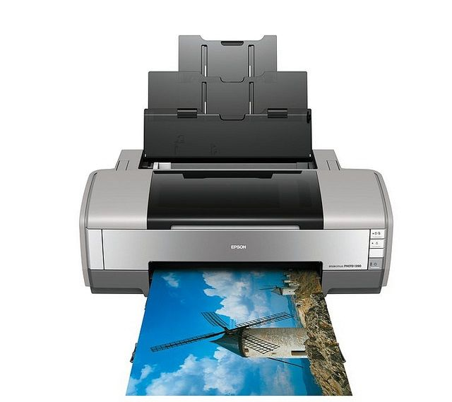 Printer EPSON Stylus Photo 1390 - A3 - http://connexindo.com/printer-epson-stylus-photo-1390-a3.html